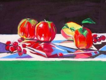 Crunchy Apples