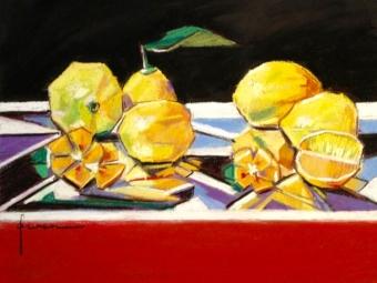 Tangy Lemons